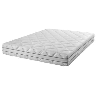 Royal 5 Prestige pocketvering/koudschuim matras - 180x200x24 cm - Leen Bakker
