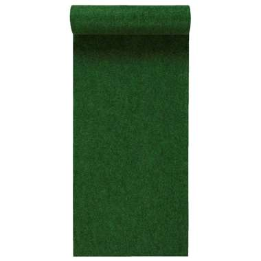Kunstgras Savanne - groen - 200x400 cm - Leen Bakker