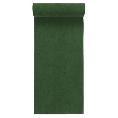 Kunstgras Savanne drainage - groen - Leen Bakker