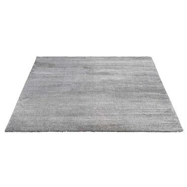 Vloerkleed Coris - grijs - 160x230 cm - Leen Bakker