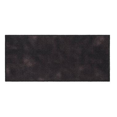 Mat Universal Shades - zwart - 67x150 cm - Leen Bakker