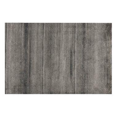 Mat Soft & Deco Forest - taupe - 67x100 cm - Leen Bakker