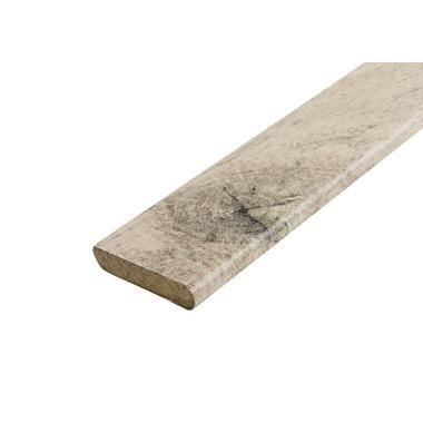 Plakplint Barnwood - eiken naturel - 240x2,2x0,5 cm - Leen Bakker