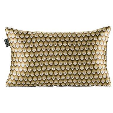 Kaat Amsterdam sierkussen Astoria goudkleur 30x50 cm Leen Bakker