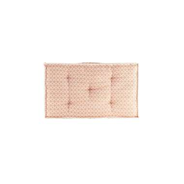 Palletkussen Jula rug/hoek - terra - 40x70 cm - Leen Bakker