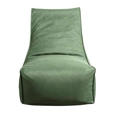 Lebel Lounger - groen - 90x65x80 cm - Leen Bakker