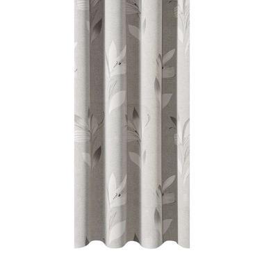 Gordijnstof Ariane - lichtgrijs - Leen Bakker