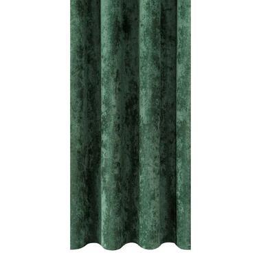 Gordijnstof Odille - donkergroen - Leen Bakker