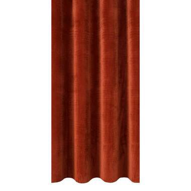 Gordijnstof Plymouth - cognackleur - Leen Bakker