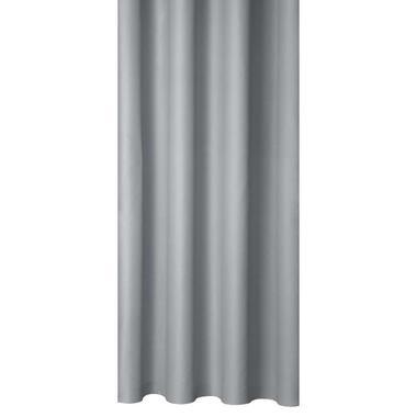 Gordijnstof Granada - grijs - Leen Bakker