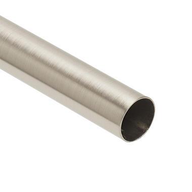 Roede 20 mm - zilverkleur - 240 cm - Leen Bakker