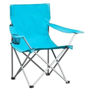 Campingstoel Miami - turquoise - Leen Bakker