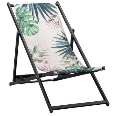 Strandstoel Botanica - multikleur - Leen Bakker