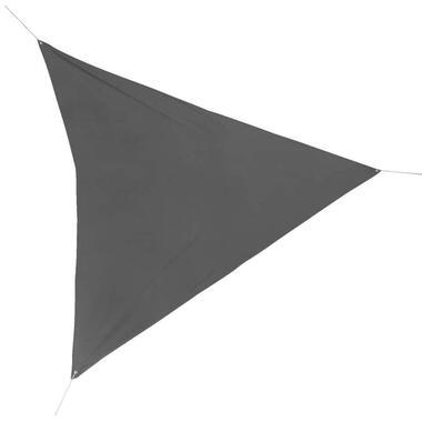 Schaduwdoek - antraciet - 360x360x360 cm - Leen Bakker