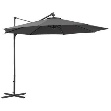 Image of Le Sud freepole parasol Limoges - antraciet - 300 cm
