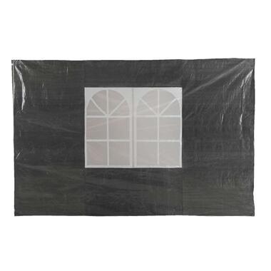 Zijden partytent Ambiance 2 st - grijs - 200x300 cm - Leen Bakker
