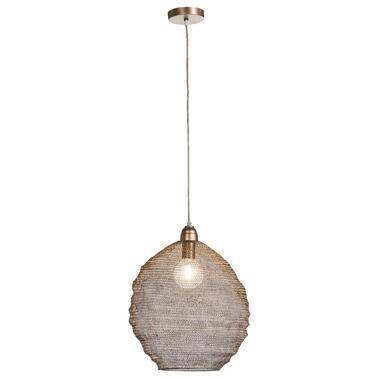 Hanglamp Niels bronskleur 38 cm Leen Bakker