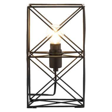 Tafellamp Noud - zwart - Leen Bakker