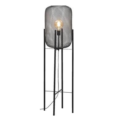 Vloerlamp Meknes - zwart - Leen Bakker
