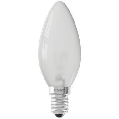 Calex kaarslamp 10W E14 - mat - Leen Bakker