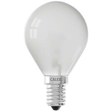 Calex kogelnachtlamp 10W E14 - mat - Leen Bakker