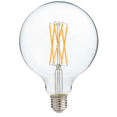 LED Langfilament globelamp E27 4W Leen Bakker