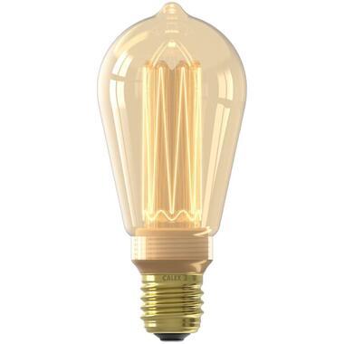 LED rustieklamp - goudkleur - 3,5W-E27 - Leen Bakker