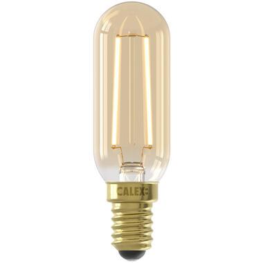 Calex LED tubelamp 240V 3,5W E14 - goud - Leen Bakker