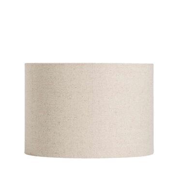 Kap Cilinder - naturel - Ø30x21 cm - Leen Bakker