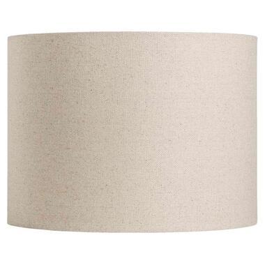 Kap Cilinder - naturel - Ø40x30 cm - Leen Bakker