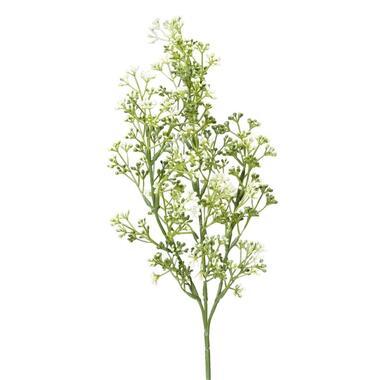 Kunstbloem Skimmia - groen - Leen Bakker