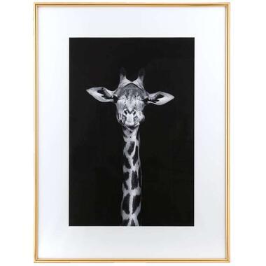 Fotolijst Easy Frame - goudkleur - 60x80 cm - Leen Bakker
