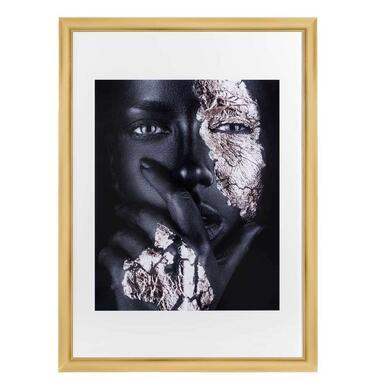 Fotolijst Utrecht - goudkleur - 50x70 cm