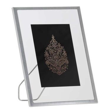 Fotolijst Haarlem - zilver - 15x20 cm - Leen Bakker