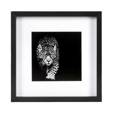 Fotolijst Goes - zwart - 20x20 cm - Leen Bakker