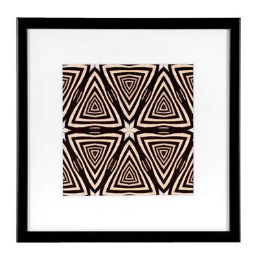 Fotolijst Maribor - zwart - 30x30 cm - Leen Bakker