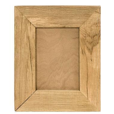 Fotolijst Max - hout - 10x15 cm - Leen Bakker