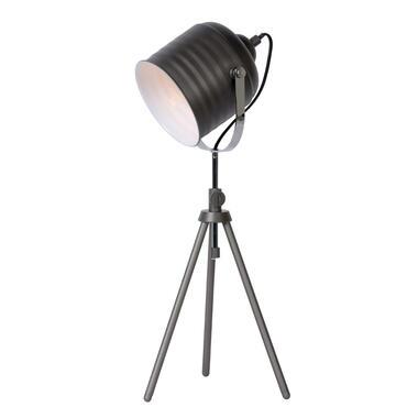 Lucide tafellamp Studio - grijs - Leen Bakker