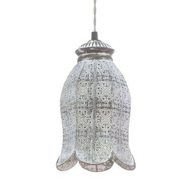 EGLO hanglamp Talbot - antiek grijs - Leen Bakker