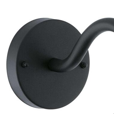 EGLO wandlamp Melgoa zwart Leen Bakker