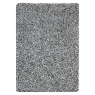 Vloerkleed Verduno - grijs - 200x290 cm - Leen Bakker