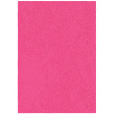 Vloerkleed Manzano - roze - 160x230 cm - Leen Bakker