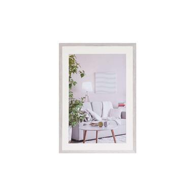 Henzo fotolijst Modern - wit - 50x70 cm - Leen Bakker