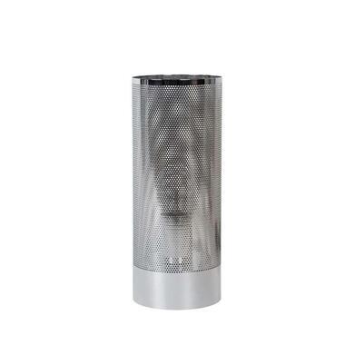Lucide tafellamp Beli - chroom - 12 cm - Leen Bakker
