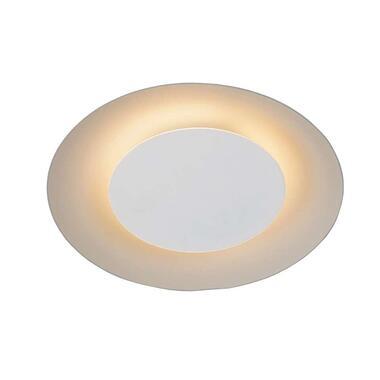 Lucide plafonniere Foskal LED - wit - Ø21 - Leen Bakker