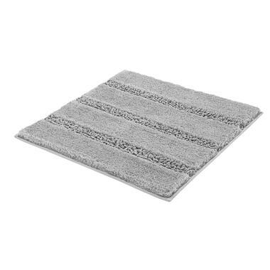 Kleine Wolke badmat Monrovia - grijs - 60x60 cm