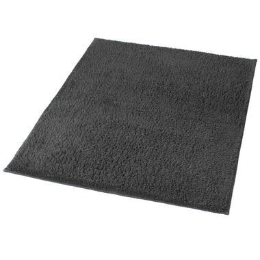 Kleine Wolke badmat Kansas - grijs - 60x90 cm