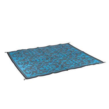 Bo-Leisure Chill mat binnen/buiten vloerkleed Carpet XL - azure - 350x270 cm - Leen Bakker