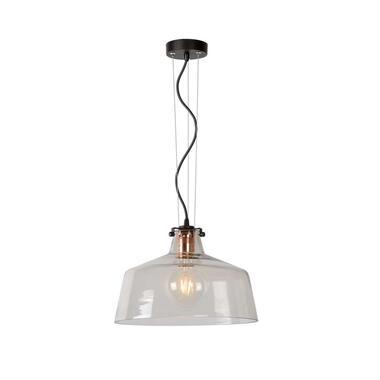 Lucide hanglamp Vitri transparant Leen Bakker