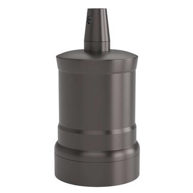 Calex lamphouder E27 - zwart - Leen Bakker